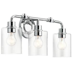 Gunnison - Three Light Bath Vanity