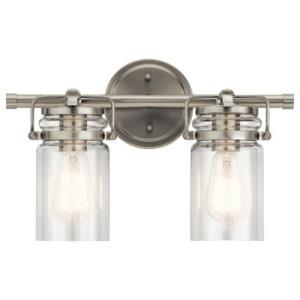 Brinley - Two Light Bath Vanity