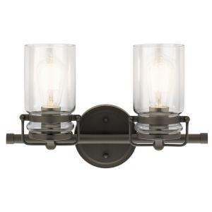 Brinley - Two Light Bath Vanity