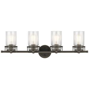 Brinley - Four Light Bath Vanity