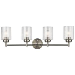 Winslow - Four Light Bath Vanity
