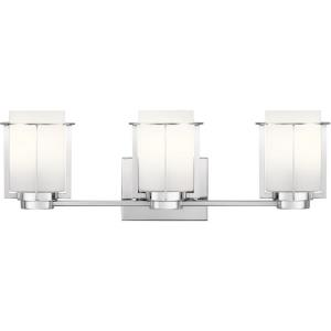 Chagrin - Three Light Bath Vanity