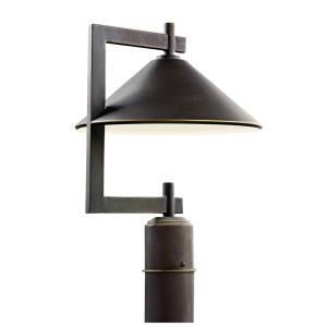 Ripley - 1 light Outdoor Post Mount - 12 inches wide
