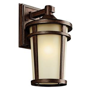 Atwood Transitional 1 Light Outdoor Wall Sconce