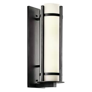 Camden - Two Light Outdoor Wall Mount