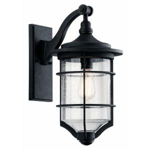 Royal Marine Transitional 1 Light Outdoor Wall Sconce