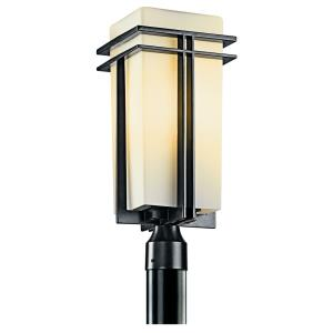 Tremillo - One Light Outdoor Post Mount