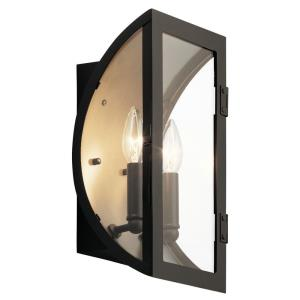 Narelle - Two Light Medium Outdoor Wall Lantern