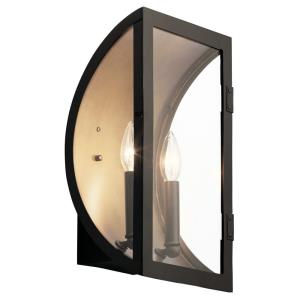 Narelle - Two Light Large Outdoor Wall Lantern