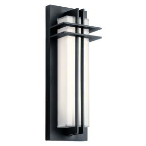 Manhattan - 16 Inch 12.5W 1 LED Small Outdoor Wall Lantern