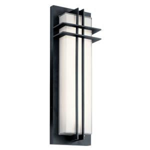 "Manhattan - 22"" 41W 2 LED Medium Outdoor Wall Lantern"