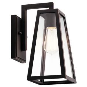 Delison - One Light Small Outdoor Wall Lantern