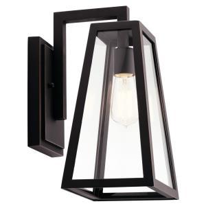 Delison - One Light Medium Outdoor Wall Lantern