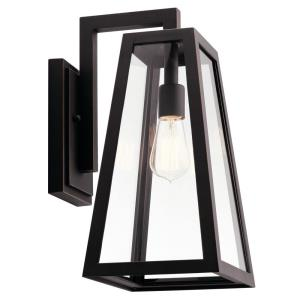 Delison - One Light Large Outdoor Wall Lantern