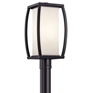 Bowen - One Light Outdoor Post Mount