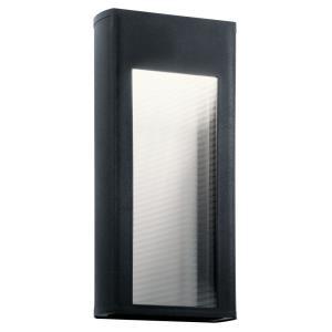 Ryo - 16.25 Inch 9W 1 LED Medium Outdoor Wall Lantern