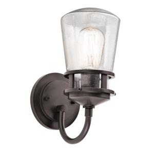 Lyndon - 11.25 Inch One Light Outdoor Wall Lantern