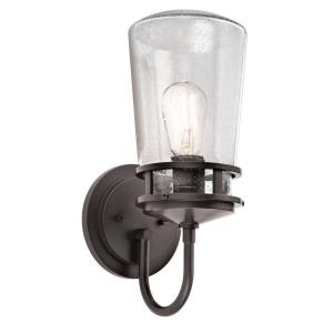 Lyndon - 15 Inch One Light Outdoor Wall Lantern