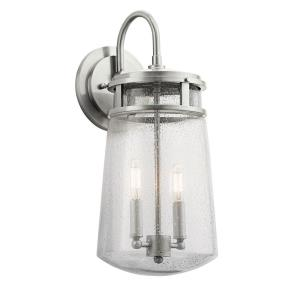 Lyndon - Two Light Outdoor Wall Lantern