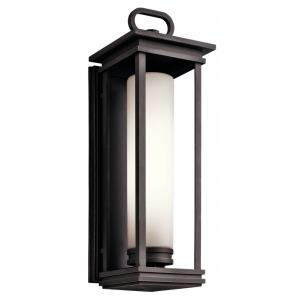South Hope - Two Light X-Large Outdoor Wall Mount