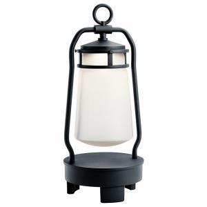 Portable LED Lantern with Bluetooth Speaker