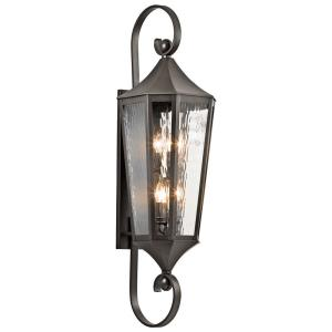 Rochdale - Six Light Outdoor X-Large Wall Mount