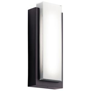 Dahlia - 18.75 Inch 45.2W 2 LED Medium Outdoor Wall Lantern