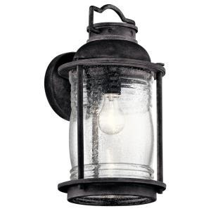 Ashland Bay - One Light Outdoor Large Wall Lantern