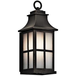 Pallerton Way - One Light Outdoor Small Wall Lantern