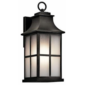 Pallerton Way - One Light Outdoor Medium Wall Lantern