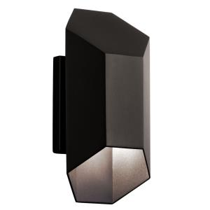 Estella - 12 Inch 1 LED Outdoor Wall Mount
