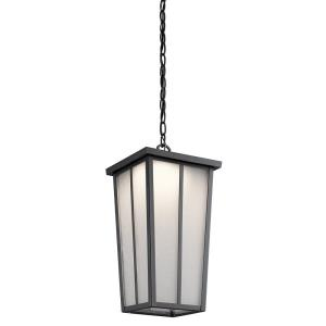 Amber Valley - 18.25 Inch 1 LED Outdoor Hanging Pendant