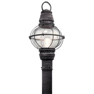 Bridge Point - One Light Outdoor Post Lantern