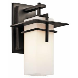 Caterham - One Light Outdoor Wall Lantern