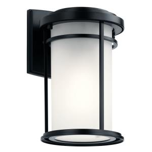 Toman - One Light Outdoor Small Wall Lantern