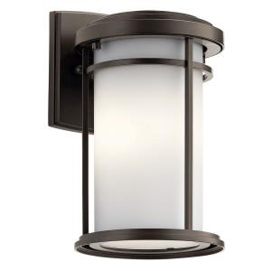 Toman - 10.25 Inch 10W 1 LED Outdoor Small Wall Lantern