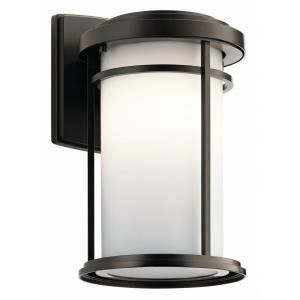 Toman - One Light Outdoor Medium Wall Lantern