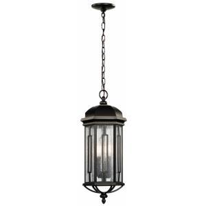 Galemore - Three Light Outdoor Hanging Lantern