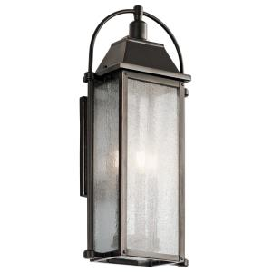 Harbor Row - Three Light Medium Outdoor Wall Mount