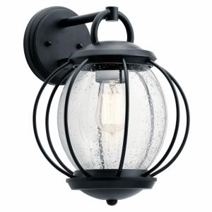 Vandalia Transitional 1 Light Outdoor Wall Sconce