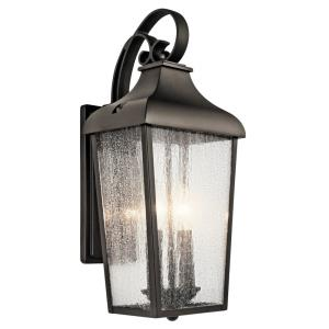 Forestdale - Two Light Medium Outdoor Wall Lantern