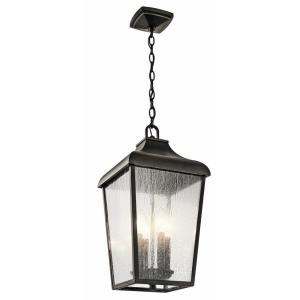 Forestdale - Four Light Outdoor Hanging Lantern