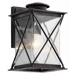 Argyle - One Light Large Outdoor Wall Lantern