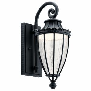 Wakefield Traditional 1 Light Outdoor Wall Sconce