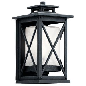 Piedmont Traditional 1 Light Outdoor Wall Sconce