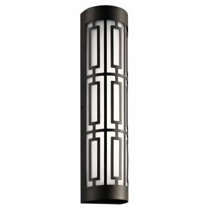 Empire Contemporary 2 Light Outdoor Wall Sconce