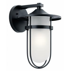 Finn Transitional 1 Light Outdoor Wall Sconce