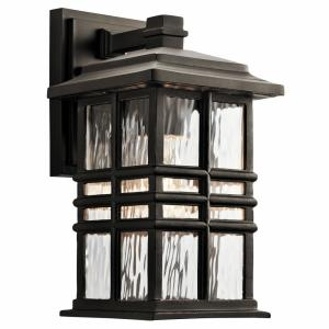 Beacon Square - One Light Small Outdoor Wall Sconce