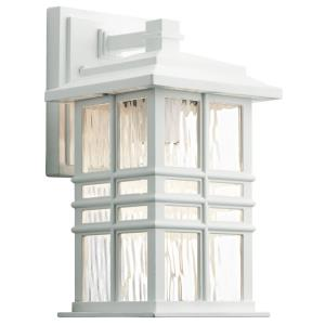 Beacon Square - One Light Outdoor Small Wall Lantern