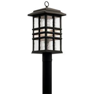 Beacon Square - One Light Outdoor Post Lantern